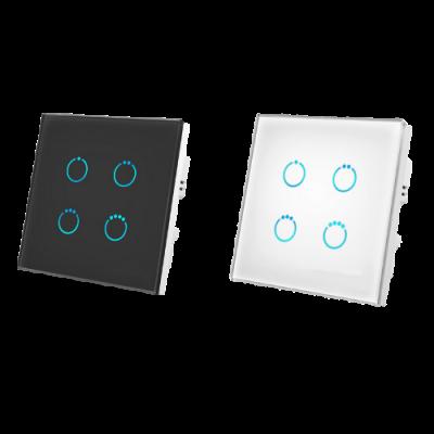 interrupteur 4 boutons